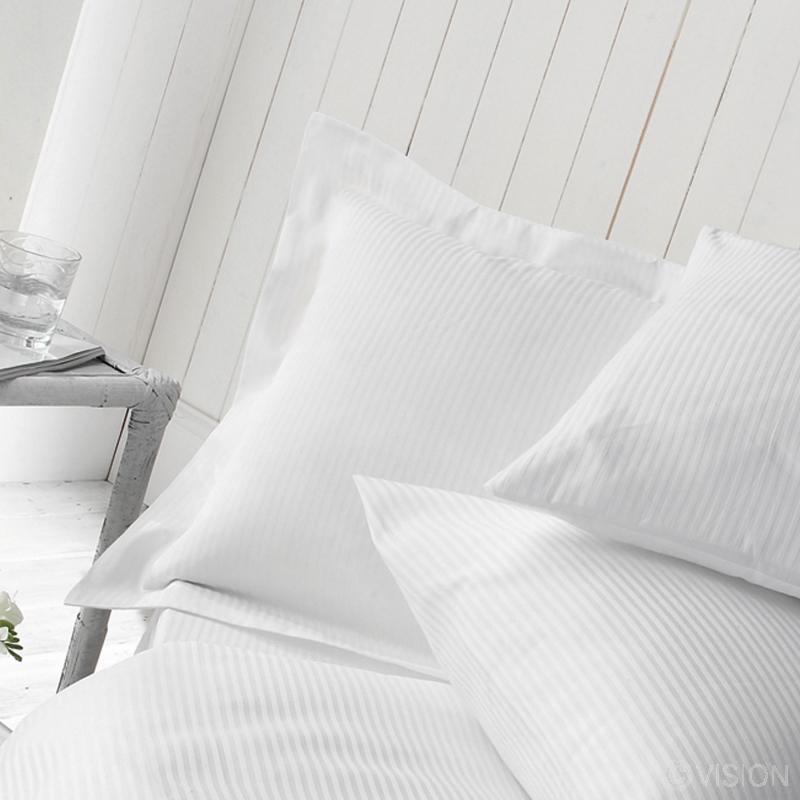 Liddell 300 TC Satin Stripe Pillowcase