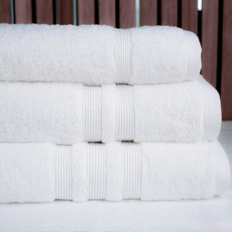 Van gogh 100% combed cotton luxury bath towel