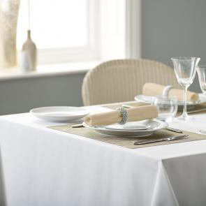 Alpha biscuit coloured cheap polyester napkins