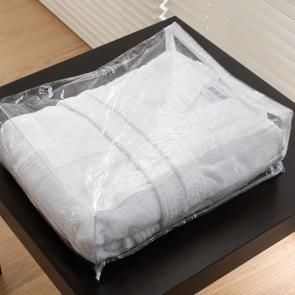 Hotel Bathrobe PVC storage bags