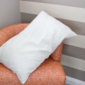 The Grange Clusterfibre fire proof pillow