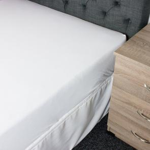 Jersey fitted bed sheet