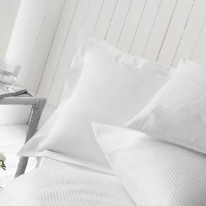 Liddell 300 TC Satin Stripe Pillowcase