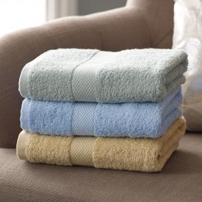 Provent Coloured 100% Cotton quality Bath Sheet