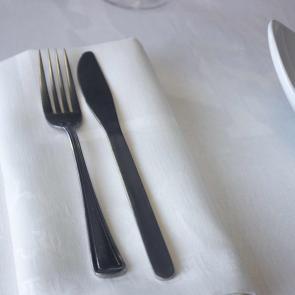Commemorative Liddell Titanic napkins made from 100% linen