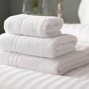 Picasso 100% Cotton white hotel Bath Sheets