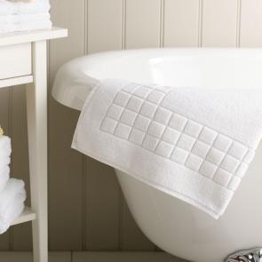 Hotel Pure Luxury 100% Turkish cotton bath mat