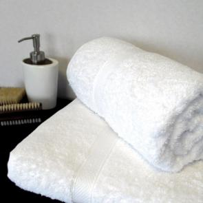 Hotel Pure Luxury White 100% cotton quality hand towel