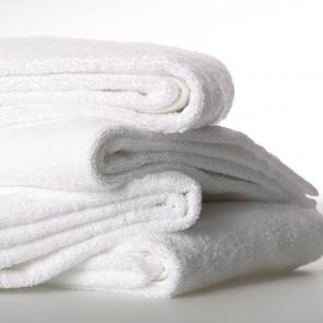 White 100% Turkish Combed Cotton Face towel