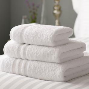 Hotel Pure Luxury 100% combed cotton luxury hand towel