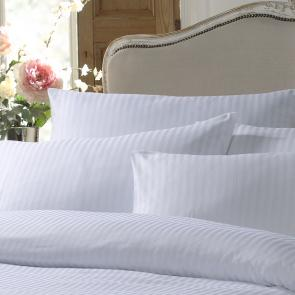 White Housewife Style FR Pillowcase