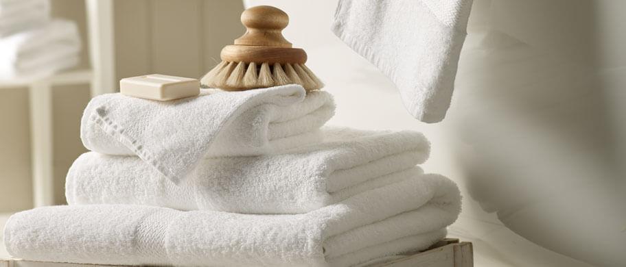Luxury bath linen