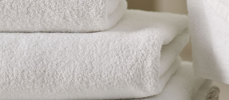 Cambridge White Cotton Bath Towel