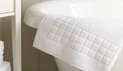 Renoir 100% Turkish Cotton Bath Mat