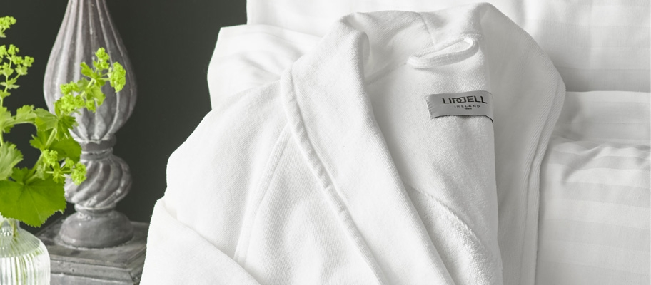 Vermont Cotton Bathrobe